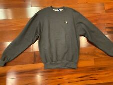 Champion Men's Crew Sweatshirt - Grey - Size Small - New With Tags