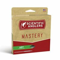 Scientific Anglers Mastery ART Fly Line - WF4F - NEW - Closeout