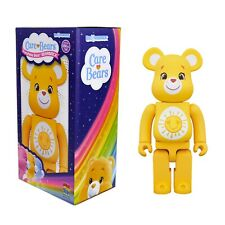 Medicom Bearbrick - Care Bears Yellow Funshine Bear 400% Be@rbrick - New Rare