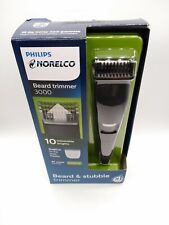 Philips Norelco Beard Trimmer 3000 - BT3210/41 - Rechargeable NEW