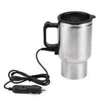 12V 450ml Auto Elektrische Heizung Tasse Tasse Kaffee Tee Becher Wasserkocher