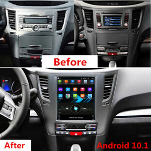 For 09-14 Subaru Outback Legacy 9.7inch Android 10.1 Car Stereo Radio GPS 2+32G