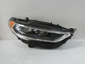 2017 2018 2019 FORD FUSION FACTORY OEM RIGHT DUAL PROJECTOR LED HEADLIGHT T1