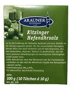 KITZINGER HEFENÄHRSALZ Pulver für die Weinherstellung 10x 10g - Arauner