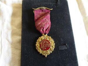 1919 Masonic Primo medal Collingwood