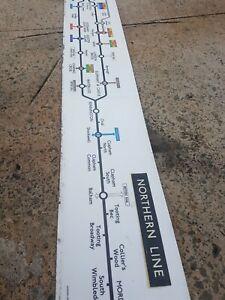 london underground carriage map