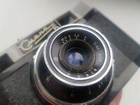 Vintage Soviet SMENA 6 Camera LOMO Triplet T-43 f/4 40mm Lens