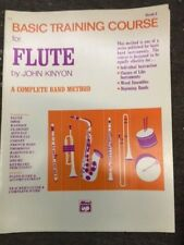 BASIC TRAINING COURSE FLUTE METHOD BOOK 2