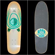 Rasa Libre Shaped Skateboard Deck Barely Used - reese field jones salazar rieder