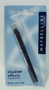 1 MAYBELLINE Shadow Effects Shadow / Liner MIDNIGHT FX NEW IN PACKAGE