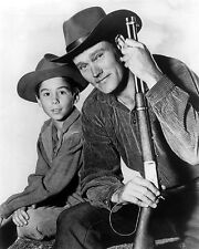 1960 Western TV Show THE RIFLEMAN Glossy 8x10 Photo Poster Chuck Conners Print