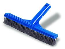 HydroTools 8240 10-Inch Concrete Swimming Pool Brush w/Stainless Steel Bristles