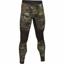Under Armour UA ColdGear Infrared Hunting Base Layer Leggings Mens 3XL Camo