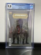 Star Wars High Republic #1 (2021 Marvel) 1:10 Pascal Blanche Variant CGC 9.8