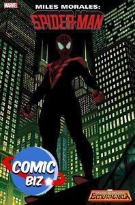 MILES MORALES SPIDER-MAN #1 HALLOWEEN COMIC EXTRAVAGANZA (2021) 1ST PRINTING