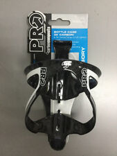 Shimano Pro Deluxe Bicycle Water Bottle Cages NEW White Pair