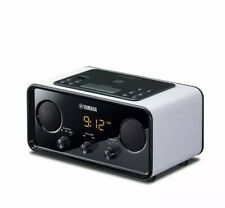 NEW Yamaha TSX-B72 Desktop Audio System (White) Bluetooth Radio iPhone iPod