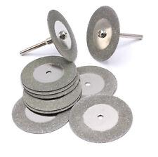 10x Diamant Trennscheibe 35mm für Dremel / Proxxon Multifunktionswerkzeuge / D27