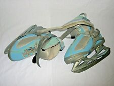 Jackson Softec Girls Ice Skates - Size Adjustable 11J-13J