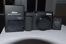 Nikon COOLPIX P7700 12.2MP Digital Camera - Black, 7.1 X Optical Zoom, Used