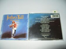 Jethro Tull Original Masters 12 Tracks 1985  cd is Ex / Booklet vg