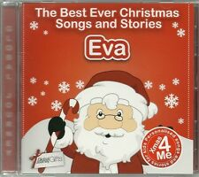 EVA - THE BEST EVER CHRISTMAS SONGS & STORIES PERSONALISED CD