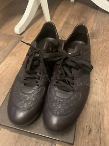 mens gucci trainers Size 12