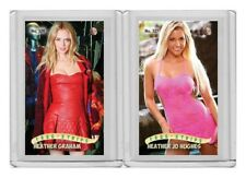 Heather Graham rare MH Frog-Strips #'d 1/3 Tobacco Style card no. 326