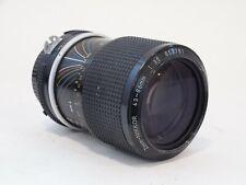Nikon Nikkor 43-86mm F3.5 AI Manual Focus Lens. Stock No u12051
