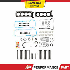 Head Gasket Bolts Set for 2002 Lincoln LS Ford Thunderbird DOHC V8 3.9L VIN A