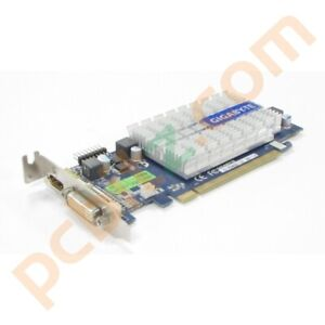 Gigabyte GV-R545SL-1GI Radeon HD 5450 1GB GDDR3 PCI-E Graphics Card Low Profile