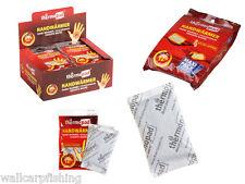 Thermopad Handwärmer Taschenwärmer Wärmepads bis zu 12h warme Hände 1-30 Paar