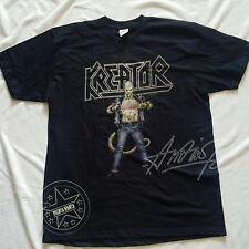 KREATOR 1987 Tour T-shirt voivod slayer destruction celtic frost metal Reprint