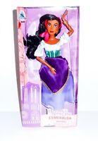Disney Hunchback of Notre Dame – Esmerelda Doll New Boxed Christmas