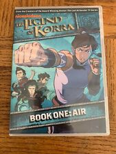 The Legend Of Korra Book One Dvd