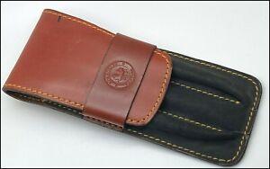 Leather Travel Belt Case For 3 FP, Argentina (#MI156)