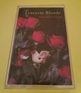 CONCRETE BLONDE Bloodletting Cassette 2B