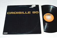 NICOLE CROISILLE 80 LP 1980 Able Records Canada ABL-7078 VG+/VG Pop Disco