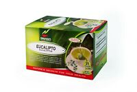 Eucalyptus Leaves Natural Tea (25 Tea Bags ) Alleviate Respiratory Discomfort