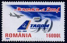 2004 Aviation,Boeing 737,TAROM Airlines,Civil aviation,Airplane,Romania,5836,MNH