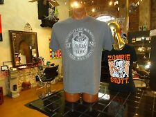 Before There Was Speed, There Was Shine NASCAR Hall of Fame gray XL t-shirt