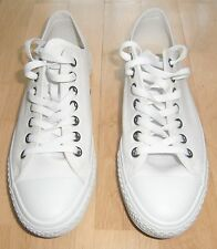 Converse All Star Chucks Taylor Sneaker Mono White Gr. 42,5 (UK 9,0) *wie NEU*