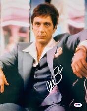 Al Pacino Autographed 11x14 Scarface Photo Tony Montana Suit - PSA/DNA 2