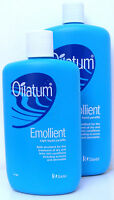 OILATUM EMOLLIENT Bath Formula, Choose Size,For Eczema, Dermatitis, Dry Skin