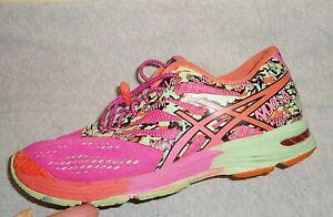 Asics Gel Noosa Tri 10 Sneaker Gr.39 Sportschuhe Sommer Lauf Jogging Schuhe Pink