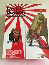Action Figure 1/6th Scale, DiD figures  , 3R ,WW2  - Imperial Japanese Army