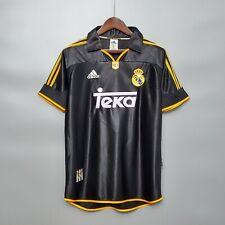 Real Madrid retro away jersey 1998-1999 football shirt