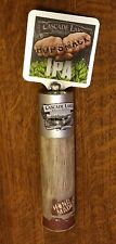 New listing Beer Tap Pull Handle Microbrew Draft Knob Craft Cascade Lakes Or Hopsmack Brewin