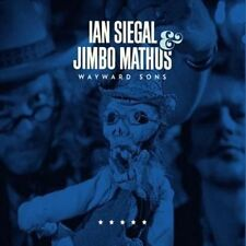 Ian Siegal and Jimbo Mathus - Wayward Sons CD