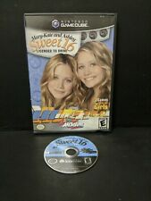 Mary-Kate and Ashley: Sweet 16 -- Licensed to Drive (Nintendo GameCube, 2002)